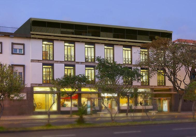 Edifício Chorão Ramalho - ilha da madeira