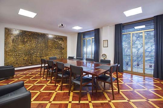 arrendamento de salas de reuniões ilha da madeira