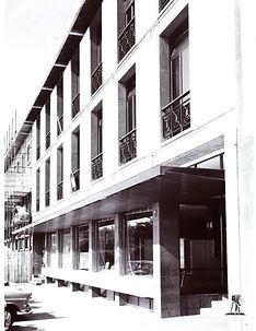 Imagem histórica Escritório
