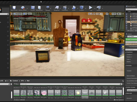 UI VFX