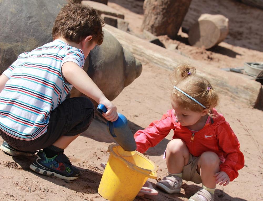 Explorer's PlaySpace at Syracuse Zoo RGZ