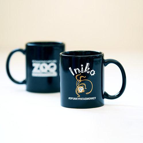 Iniko Spunky Patas Monkey Mug