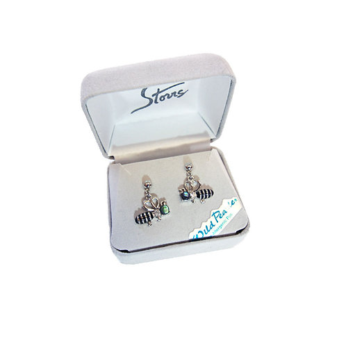 Storrs Bee Earrings
