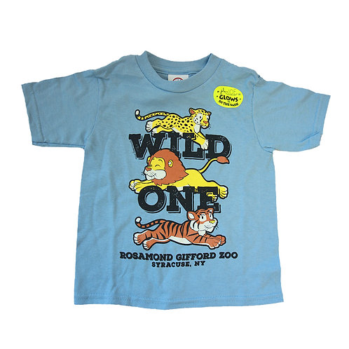 """Wild One"" Cats Toddler T-shirt"