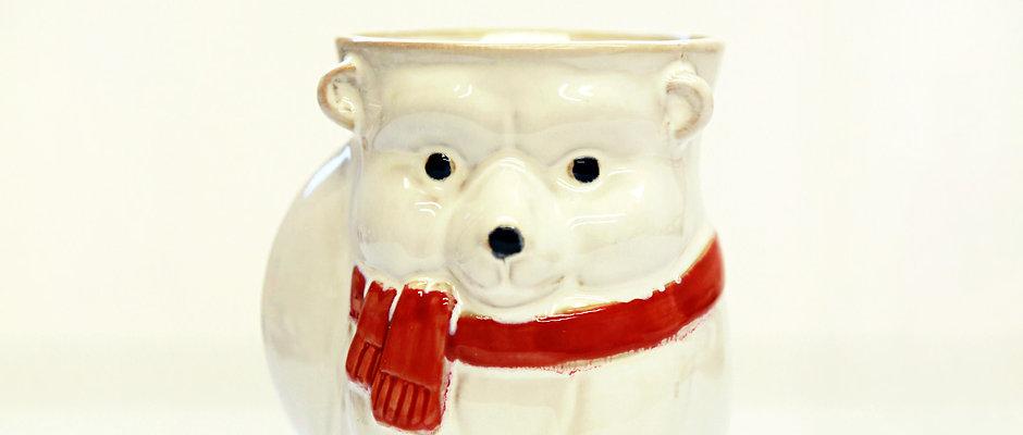 Animal Handwarmer Mug