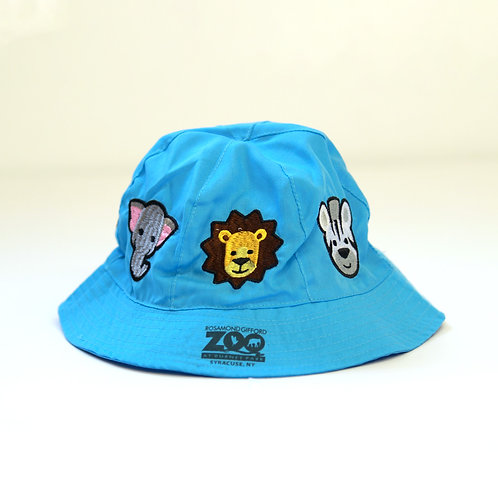 Animal Themed Child Bucket Hat