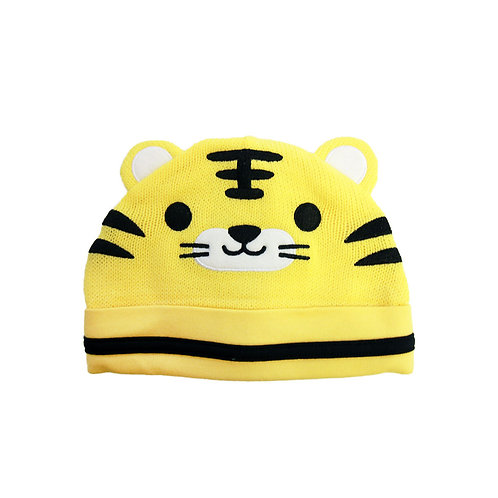 Winter Tiger Knit Hat
