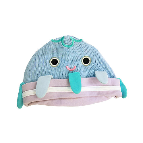 Winter Octopus Knit Hat