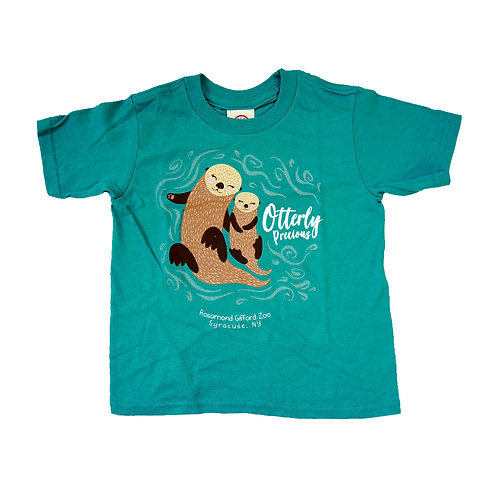 Otterly Precious Toddler T-shirt