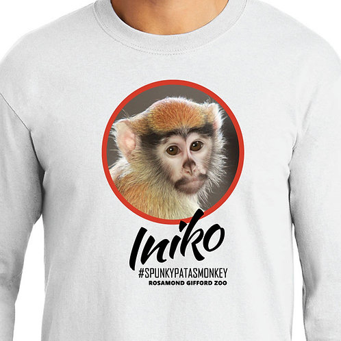 Iniko Long Sleeved Adult Shirt