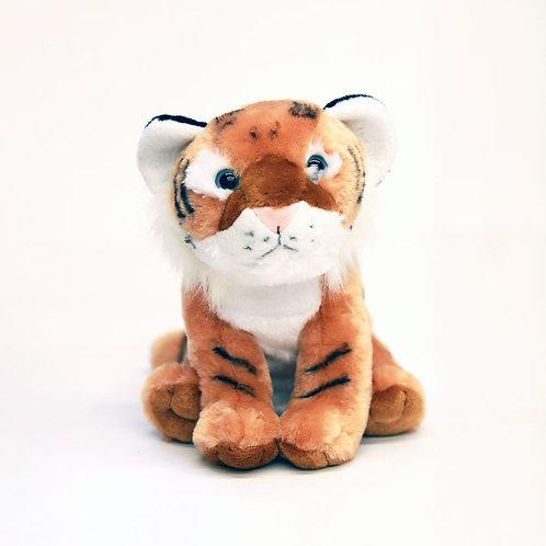 12-inch Plush Tiger Cub