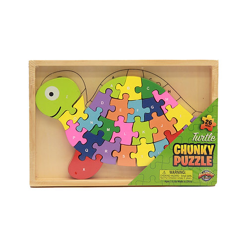 Chunky Turtle Puzzle
