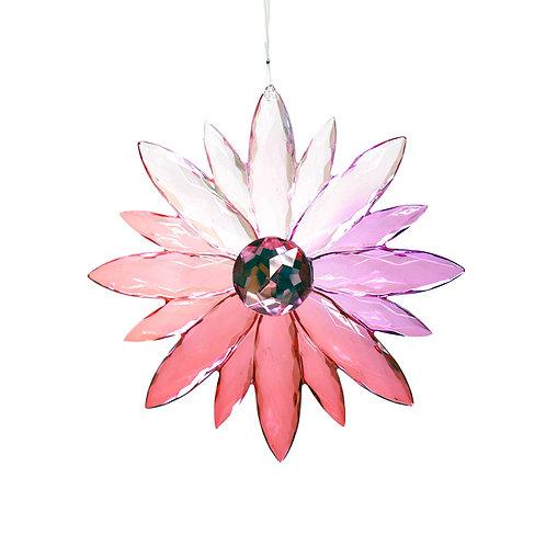 Acrylic Flower Ornament
