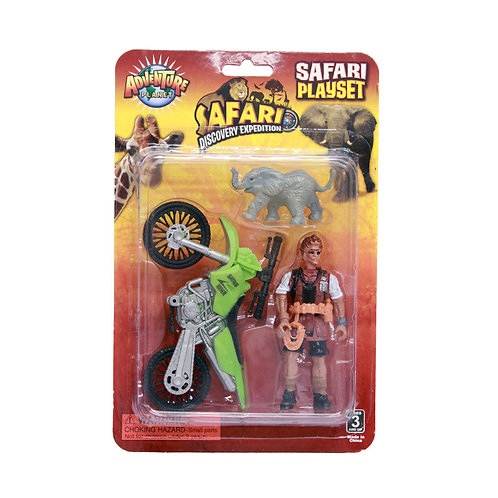 Safari Playset
