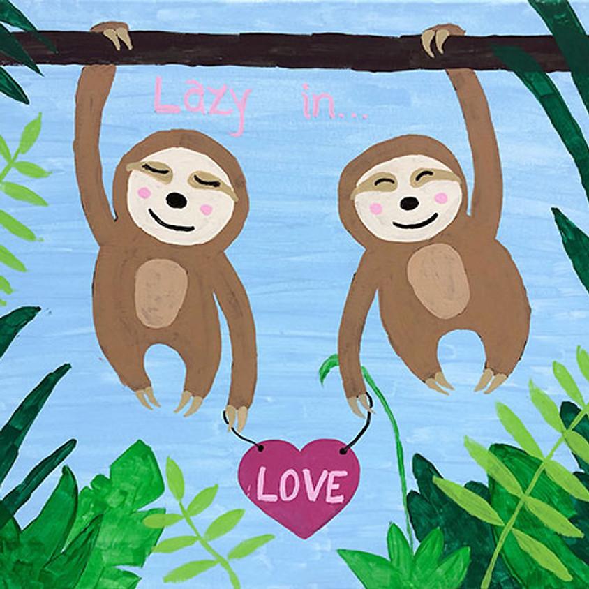 Couples Virtual Paint Night ♥