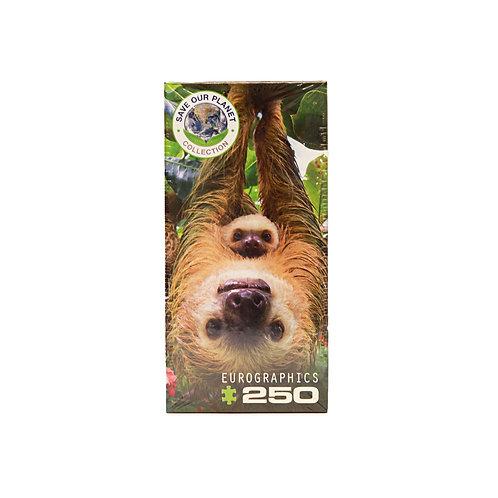 250-piece Sloth Puzzle