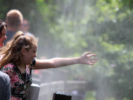 How to BEAT THE HEAT at the Rosamond Gifford Zoo