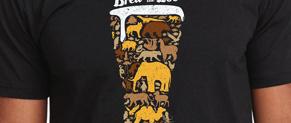 Brew at the Zoo Short-Sleeved T-shirt