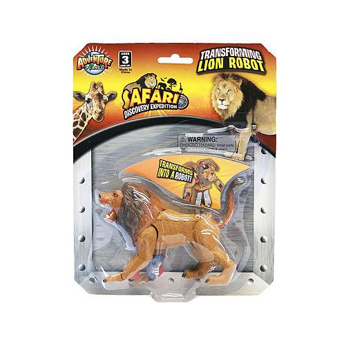 Transforming Lion Robot