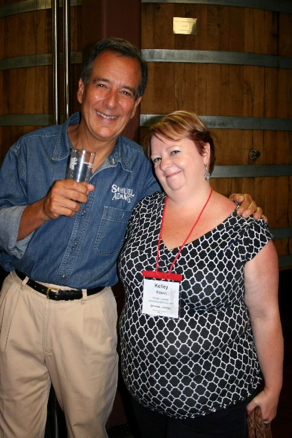 1With Jim Koch, Founder & Brewer, Boston Beer Company, at the 2014 Boston Beer Bloggers Conference