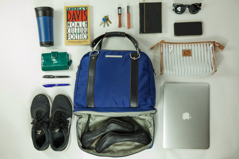 Flat lay with navy bag.jpg