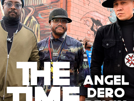 The Black Eyed Peas - The Time (Angel Dero Remix)
