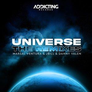 Marsal Ventura, Jbill & Danny Valen - Universe (Angel Dero Remix)