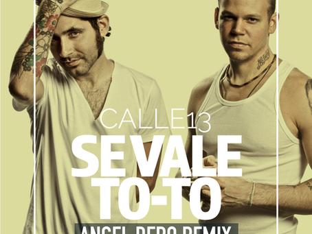 Calle 13 - Se Vale To To (Angel Dero Remix)