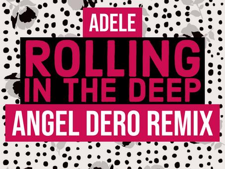 Adele - Rolling In The Deep (Angel Dero Remix)