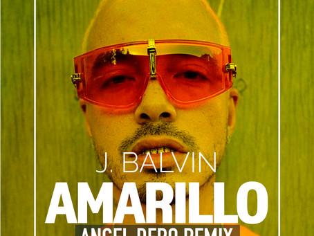 J Balvin - Amarillo (Angel Dero Remix)