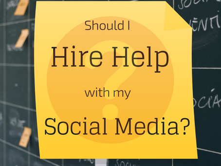 Should I Hire Help with Social Media?