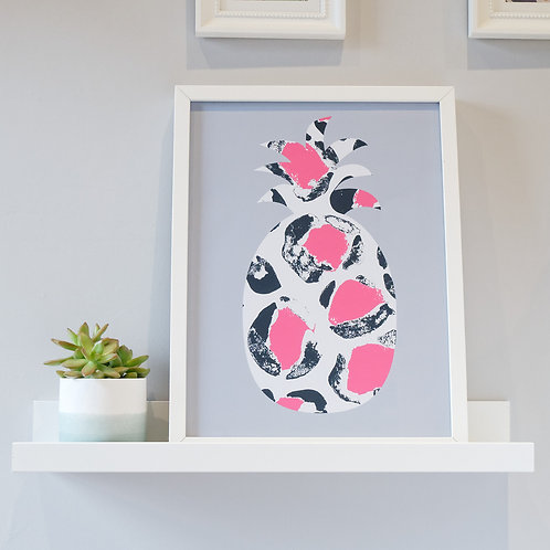 IVF Babble Pineapple Print