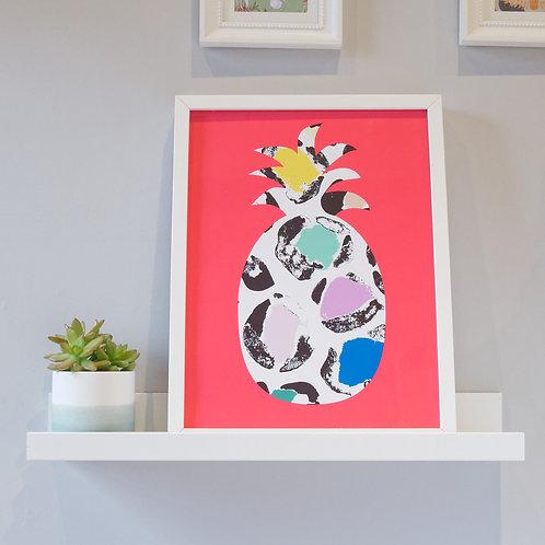 IVF Babble Pineapple Print