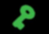 GREEN Key vector-01.png