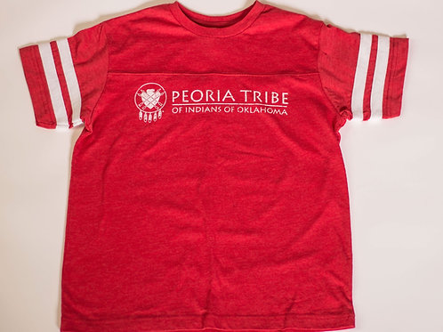 Youth Red Stripe T-Shirt