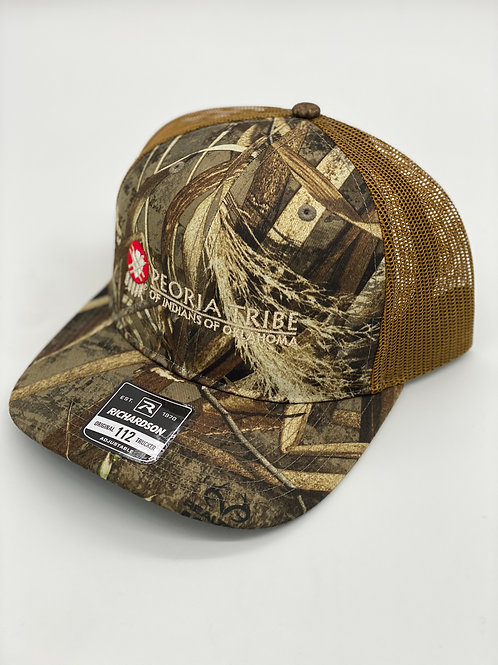 Real Tree Max-5 Camouflaged Hat
