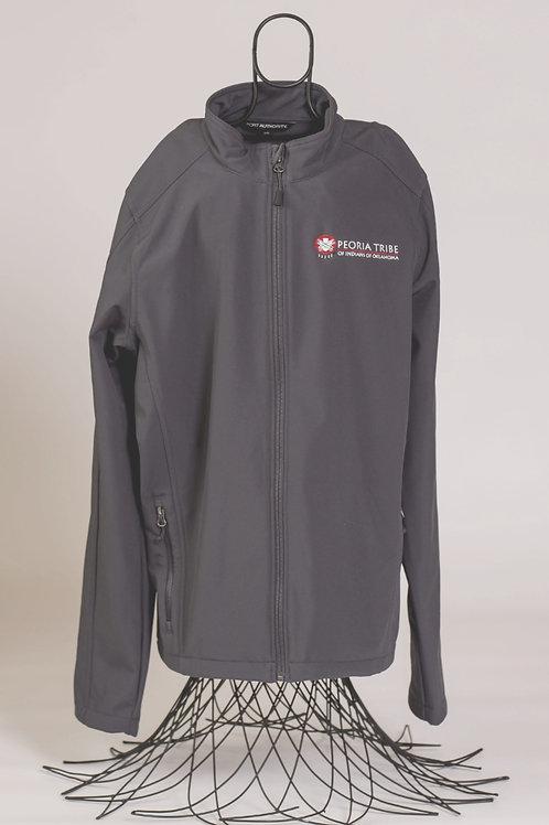 Youth Grey Fleece Lined Jacket