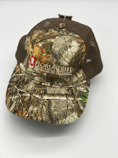 Real Tree Edge Camouflaged Hat