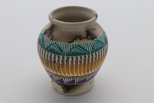 Large Wide Mouth Vase