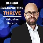 Helping Organizations Thrive - Julian Ro
