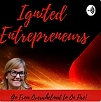 Ignited Entrepreneurs - Jessica Coutard.