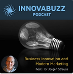 Innovabuzz Podcast - Dr. Jurgen Strauss.