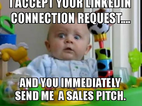 How To Outreach On LinkedIn Without Feeling Slimy
