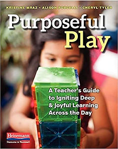 Purposeful Play - Kristen Mraz Alison Po