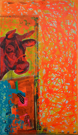 Warhol's Cow