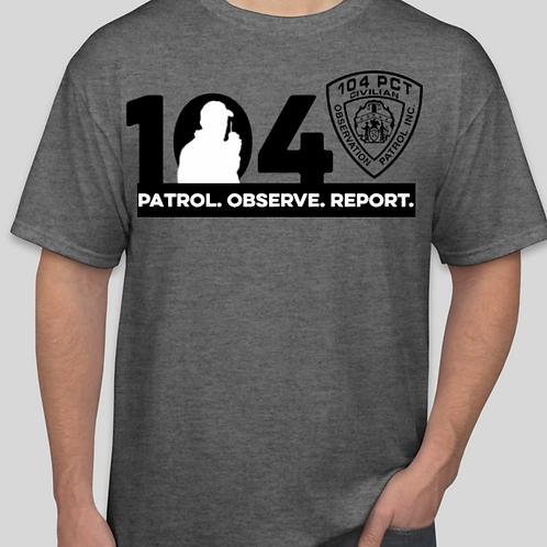Civilian Patrol - Join US T-Shirt