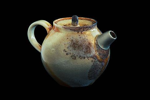 кинцуги, kintsugi, ремонт посуды, керамика, чайник, серебро