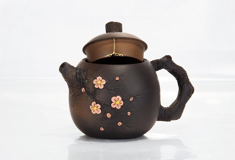 Ремонт посуды, кинцуги, kintsugi, чайник, ремонт, золото