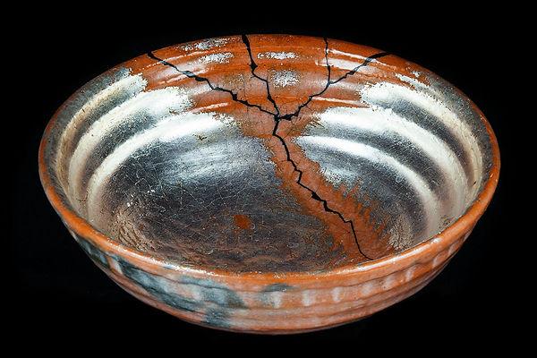 кинцуги, kintsugi, керамика, чаша, ремонт, посуда, лак уруси, мастерская, россия