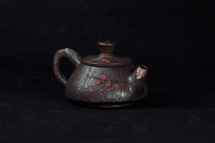 ремонт посуды, кинцуги, kintsugi, керамика, чайник, серебро, лак уруси